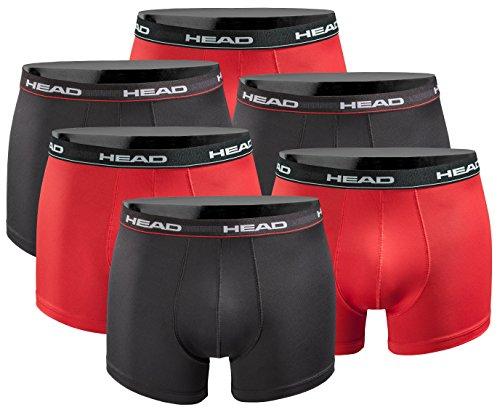 ( Amazon ) S-XL HEAD Herren Boxershort Microfaser Sport Limited Edition 6er alle Farben