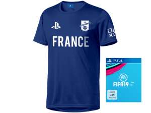 FIFA 19 + ein Playstation Trikot dazu [MEDIA MARKT]