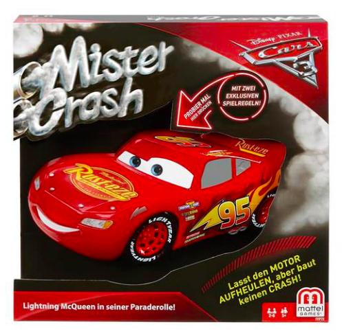 Cars 3 - Mr Crash (Mr. Pups als Cars Edition)