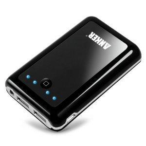 Anker® Astro2 Dual-USB-Ausgang 8400mAh Externer Akku Pack und Ladegerät mit Taschenlampe
