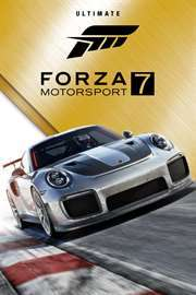 """Forza Motorsport 7 Ultimate Edition"" für Xbox One & PC [Microsoft Store] (DE) (Xbox One/PC Play Anywhere)"