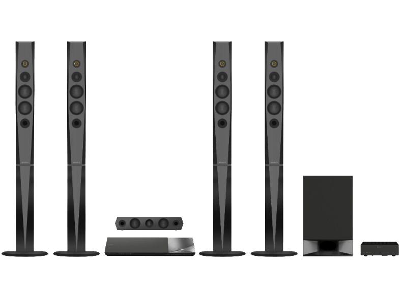 Sony 5.1 Lautsprecher Soundsystem BDV-N9200 zum Bestpreis