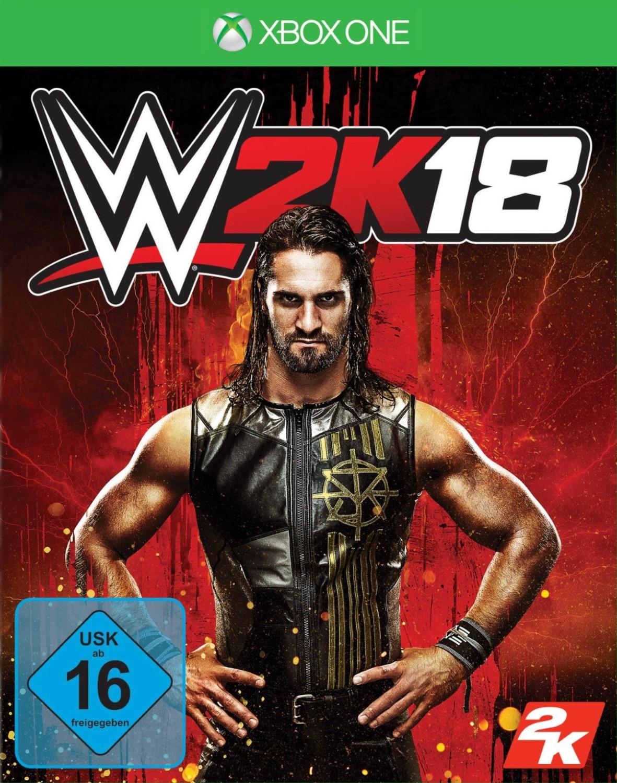 WWE 2K18 (Xbox One) & NBA 2K18 (Xbox One) für je 14,96€ (GameStop & Media Markt)