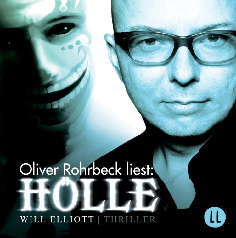 HÖLLE - kostenloses Hörbuch gelesen von Oliver Rohrbeck