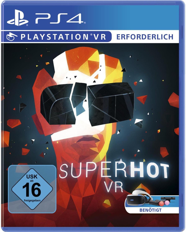 Superhot (PS4VR) für 14,99€ bzw. für 13,49€ (Müller)