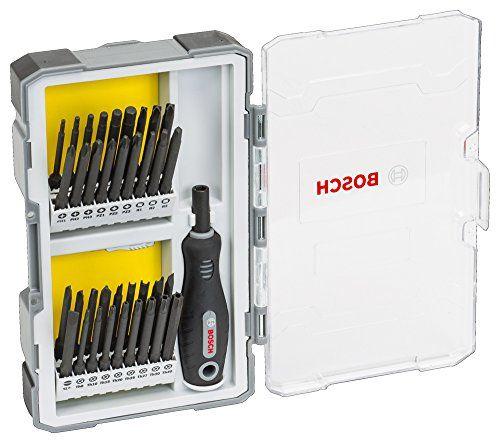 Bosch Accessories Bit-Set 37teilig 2607017320