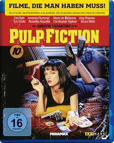 Pulp Fiction auf Blu-ray (Special Edition) [Amazon Prime]