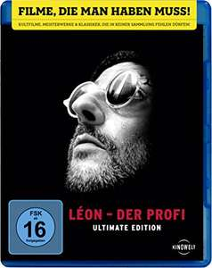 Leon der Profi auf Blu-ray (Ultimate Edition) [Amazon Prime]