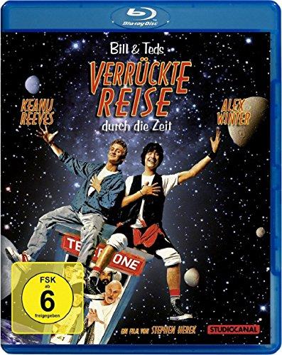 [amazon] Bill & Teds verrückte Reise durch die Zeit [Blu-ray] für 5,55€ + ggf. Versand