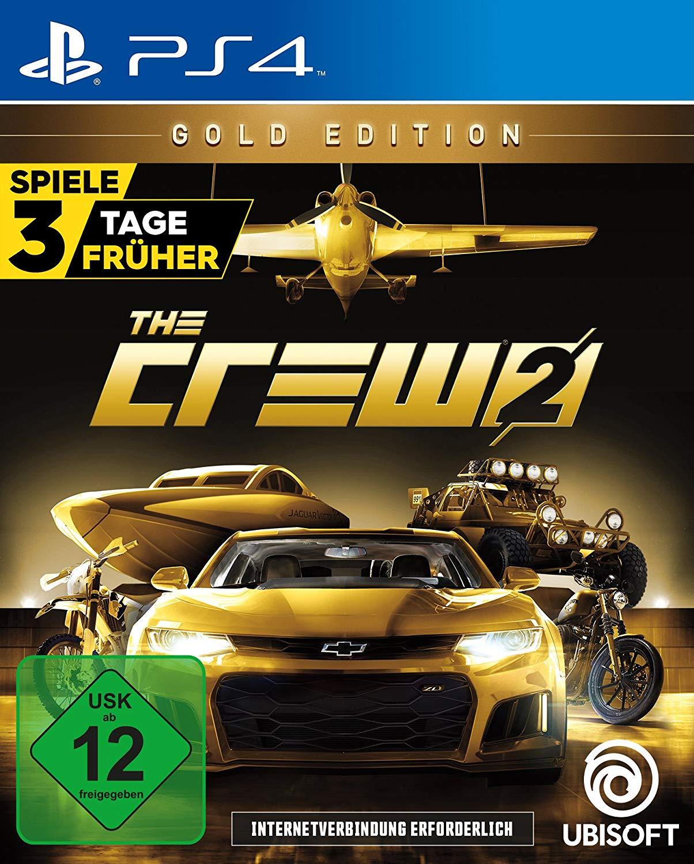 The Crew 2 (Gold Edition) inkl. Season Pass (Xbox One) für 64.92€ (Coolshop)