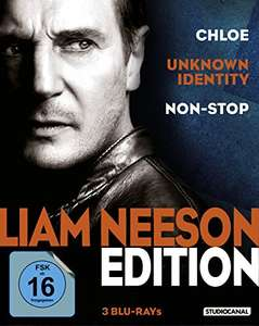 Liam Neeson Edition (Blu-ray) für 9,97€ (Amazon Prime)