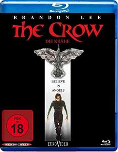 [Amazon] The Crow - Die Krähe Blu-ray, uncut, 5,55 € inkl. Versand