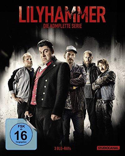 Lilyhammer - Staffel 1-3 Gesamtedition (Blu-ray) für 16,97€ (Amazon Prime)