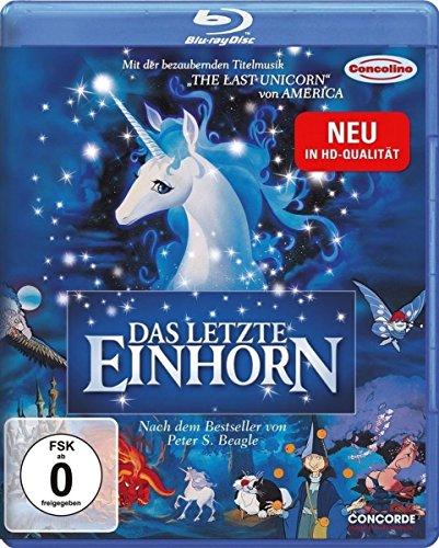 Das letzte Einhorn (Blu-Ray) [Amazon Prime]