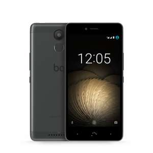 "BQ Aquaris U Plus: Android 7.1.1, 5"" HD-Display, 32 GB ROM / 3 GB RAM, Snapdragon 430 1,4 GHz Octa-Core, 16 MPX Cam,Zusage Android Oreo"