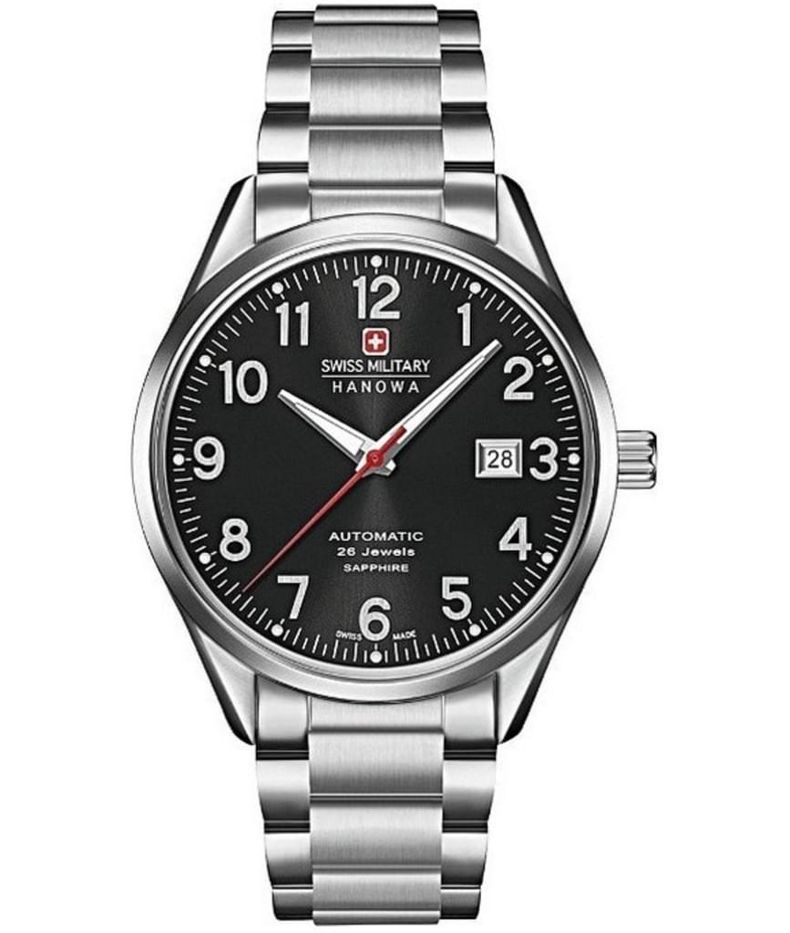 Swiss Military Hanowa Helvetus 05-5287.04.007 Gents Automatic Herren Armbanduhr