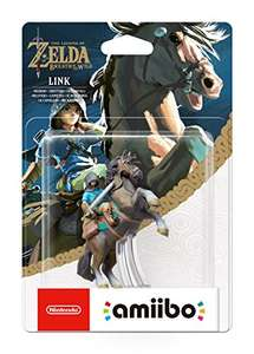 amiibo The Legend of Zelda Collection Link Reiter (Breath of the Wild) für 12,95€ (Amazon Prime)