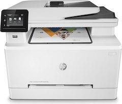 SCHWEIZ: HP M281fdw Color Laser Multifunktionsdrucker (WLAN, Duplex)