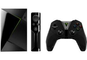 Nvidia Shield TV Media Streaming Player (16 GB, inkl. Fernbedienung & Shield Controller) für 154€ & Nvidia Shield TV inkl. Fernbedienung für 128€ (Digitec Schweiz)
