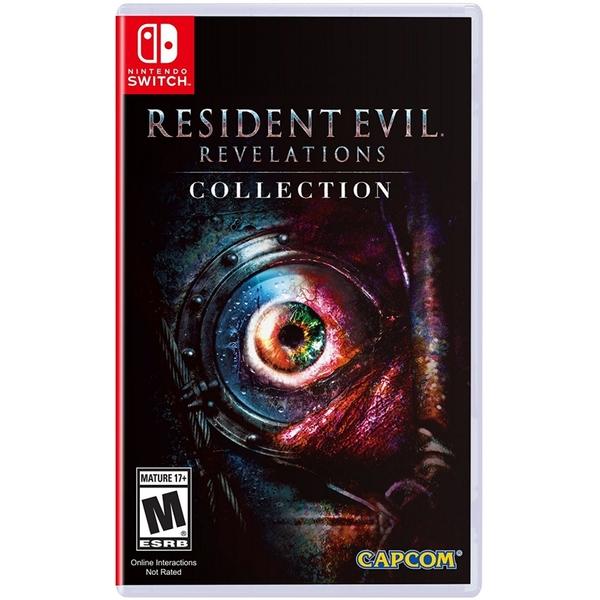 Resident Evil Revelations Collection (Switch) für 36,98€ (Shop4DE)