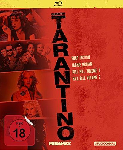 Tarantino Collection (Blu-ray) für 16,97€ (Amazon)