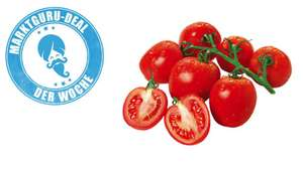 [Marktguru App] 0,35€ Cashback auf Tomaten
