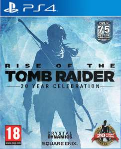 Rise of the Tomb Raider: 20 Year Celebration (PS4) für 15,53€ (ShopTo)