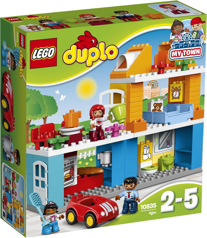 LEGO Duplo - Familienhaus (10835) @Rossmann, Green Label, mit 10% Coupon nur 18€