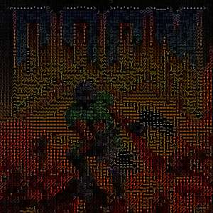 "Doom-Remake in ASCII: ""1337doom"" [itch.io]"