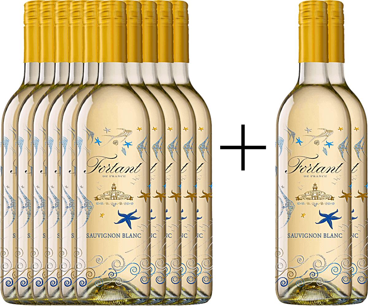 10+2 Sauvignon Blanc + 15% Gutscheincode auf ganze Order