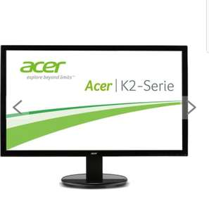 [Amazon] Acer K2 K272HULE WQHD Monitor, TN Panel, 1ms, DVI HDMI DP