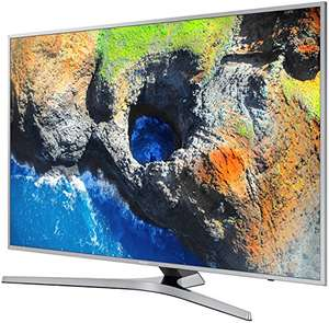 Samsung MU6409 49 Zoll TV (Ultra HD, HDR, Triple Tuner, Smart TV)