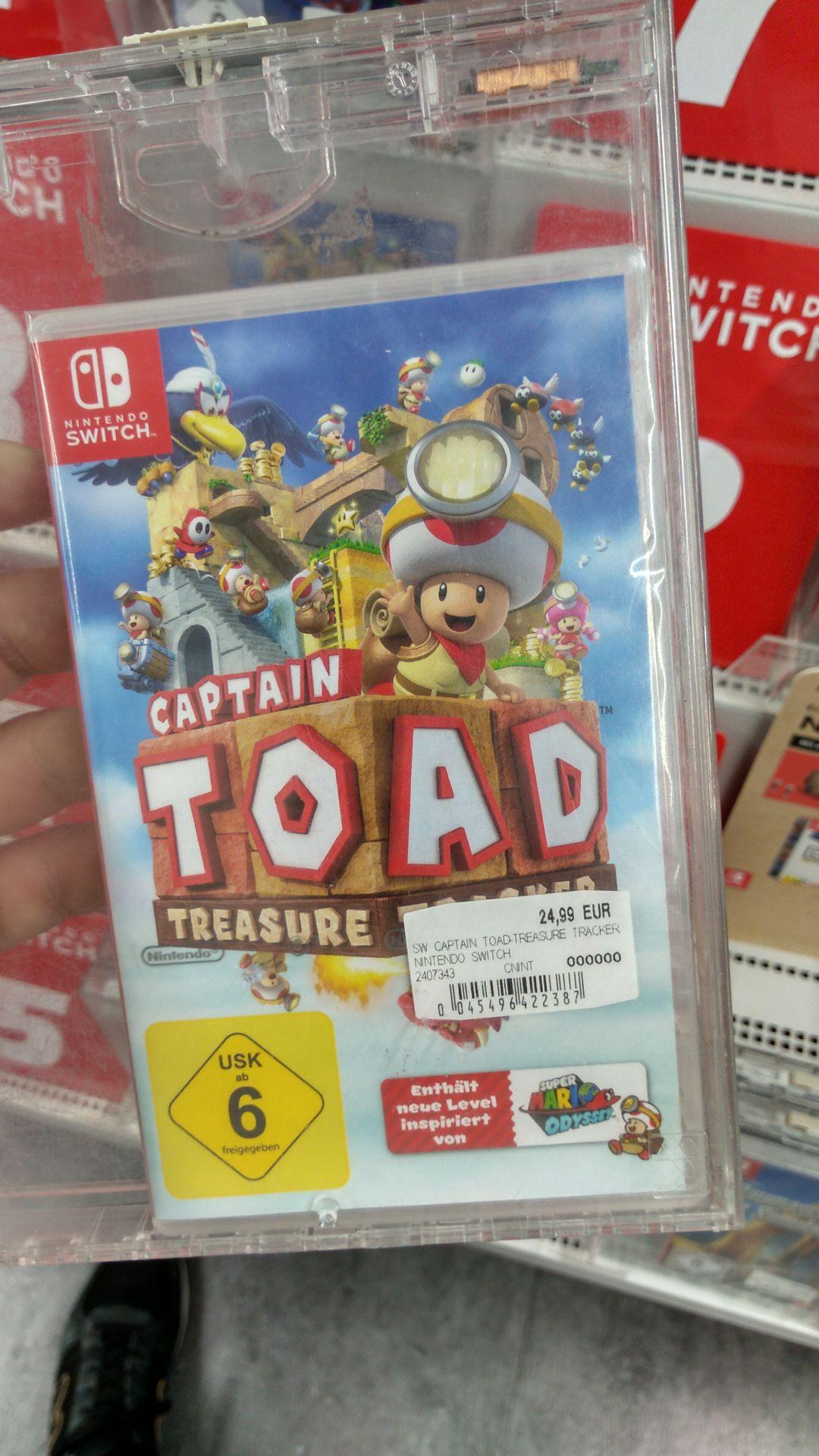 [LOKAL KÖLN] Cpt. Toad Treasure Tracker (Switch) Media Markt Köln Hohe Straße