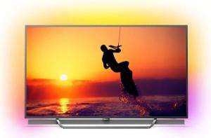 Philips 55PUS8602 55''-UHD-TV mit Quantum Dot, Ambilight, 10Bits, 1100Nits und 100Hz nativ für 989,99€ [Neckermann + Amazon]