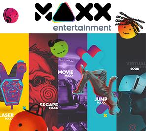 € 10,- Gutschein bei MAXX entertainment ohne MBW (Lokal Wien und Linz)