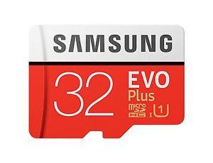 Samsung EVO Plus (2017) microSDHC (32GB) für 8,19€[eBay]
