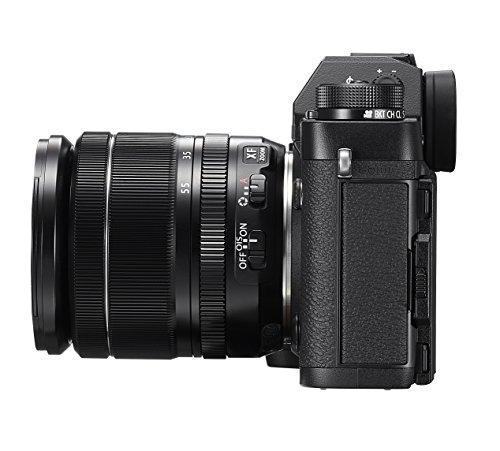 Fujifilm X-T2 Systemkamera Kit inkl. XF18-55mm Objektiv
