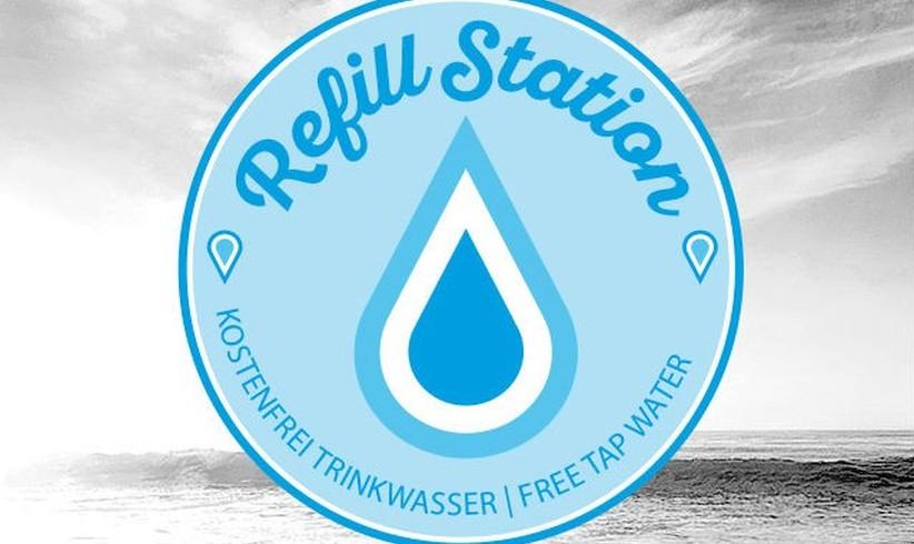 Gratis Trinkwasser [Refill Deutschland]