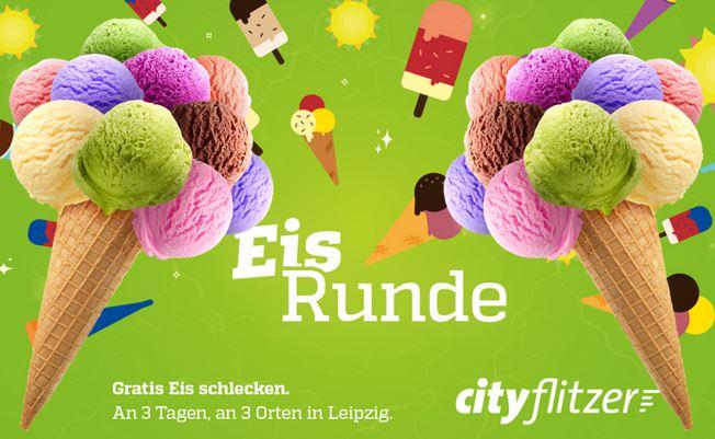 """[Lokal Leipzig] 2 Kugeln Eis gratis am Freitag, 27.07. von 14-18 Uhr Eisdiele """"Das Molekühl"""" + weiterer Termin im August"""
