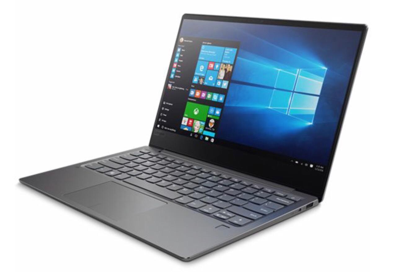 """Lenovo Ideapad 720S 13 - Grau Modell 81BV0054GE Intel Core i5-8250U 8GB 256 GB NVME SSD 13,3"""" IPS"""