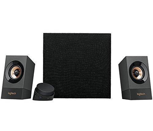 [Amazon] Logitech Z537 Bluetooth 2.1 Kabelloses Lautsprechersystem mit Subwoofer Schwarz