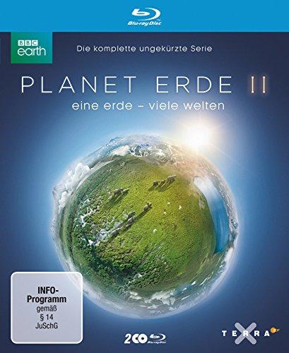 Planet Erde II: Eine Erde - viele Welten (Blu-ray) für 14,99€ (Amazon Prime)