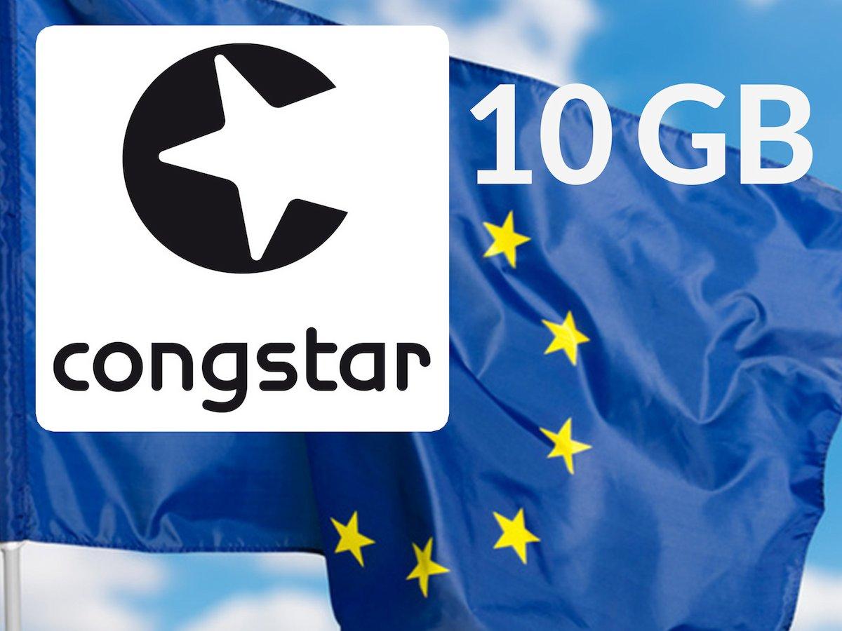 Congstar/Telekomnetz 4 GB LTE Allnet Flat für effektiv 16,04 €/Monat bzw. 10 GB LTE Allnet Flat für effektiv 20 €/Monat.