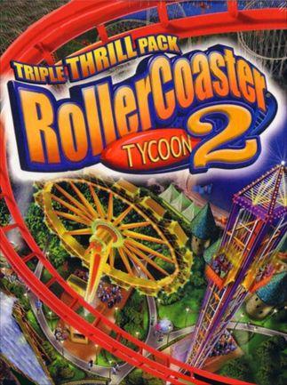 RollerCoaster Tycoon 2: Triple Thrill Pack Spieleklassiker @GOG
