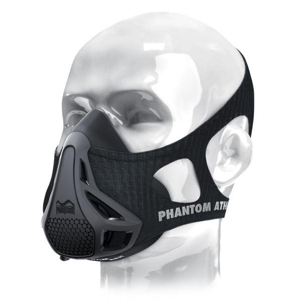 Phantom Athletics Training Mask – Black Gr. S+M