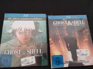 Lokal: Media Markt Lübeck - Ghost in the Shell 1 & 2 und SAC