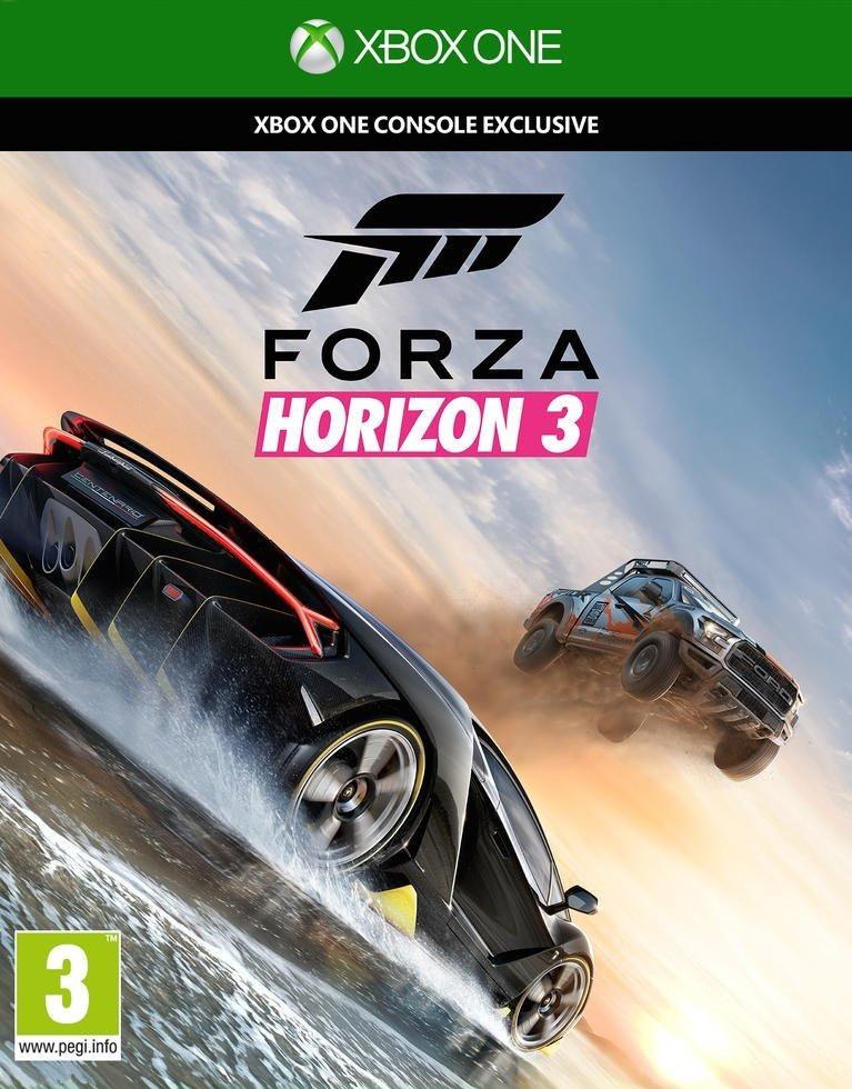 Forza Horizon 3 (Xbox One) für 15,54€ (Amazon IT)