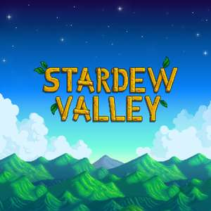 Stardew Valley (Switch) für ~6,80€ (Mexico eShop)