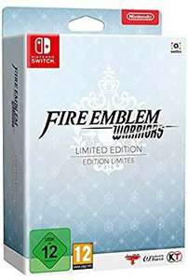 Fire Emblem Warriors - Limited Edition - [Nintendo Switch] (Mediamarkt & Amazon)