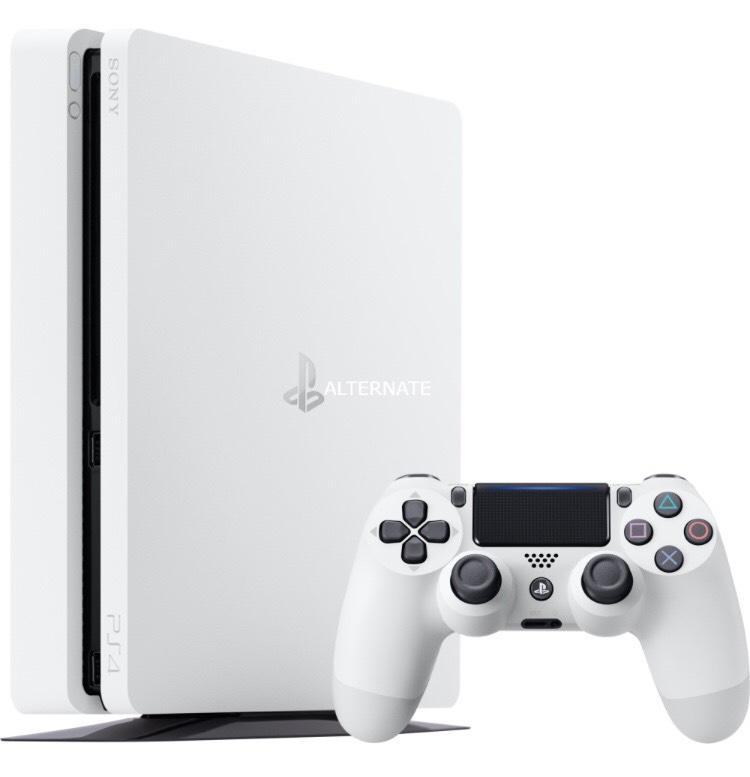 Playstation 4 Slim 500GB weiß